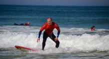surf course Hossegor