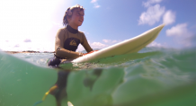 private surf course capbreton