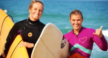 girls surf camp hossegor