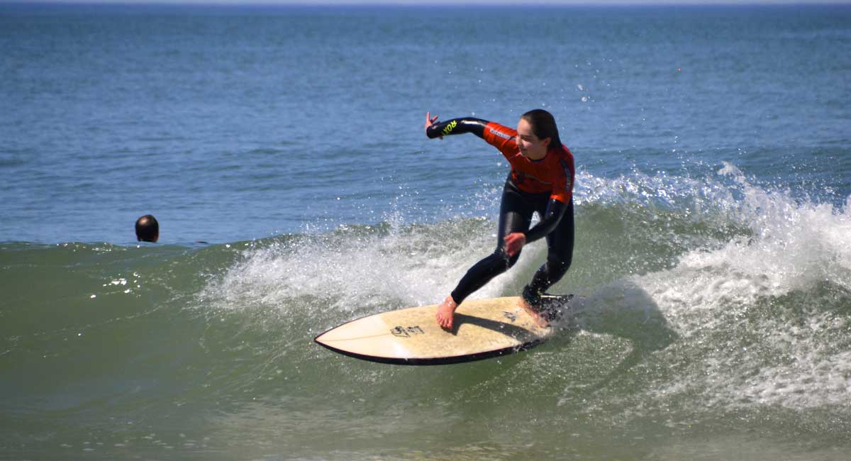 surf training hossegor