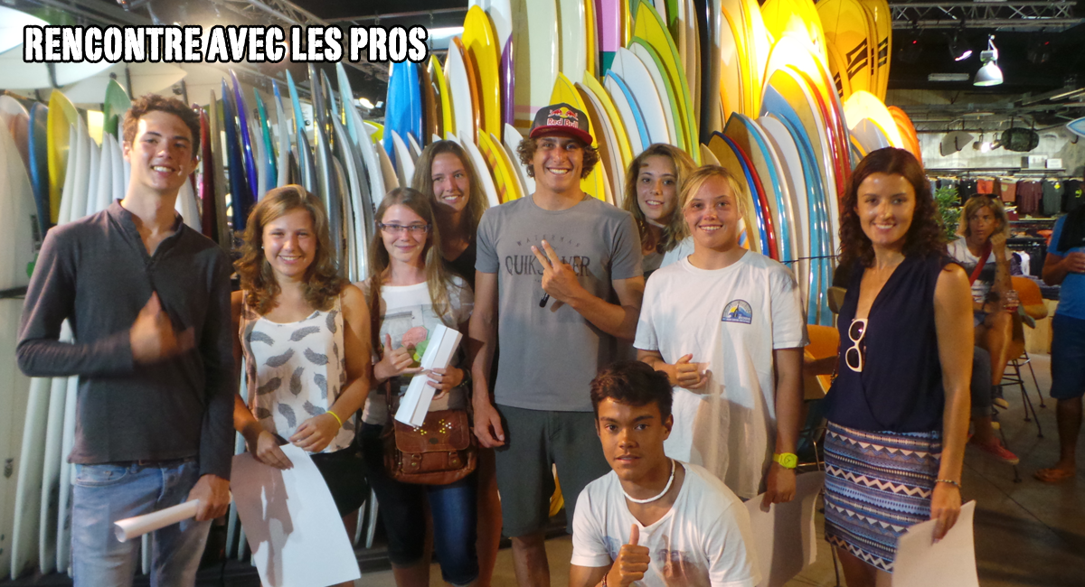 surf camp for teenagers Hossegor
