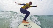 surf training advanced surfers hossegor