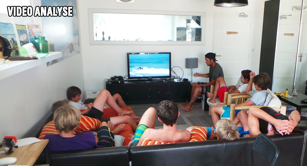 competition kids surf camp hossegor