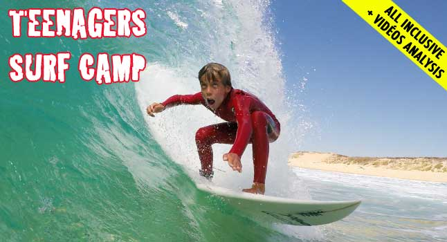kids summer surf camps hossegor
