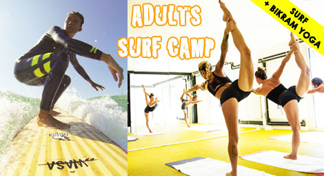 surf and yoga retreat hossegor